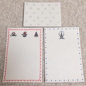 Clown Stationery